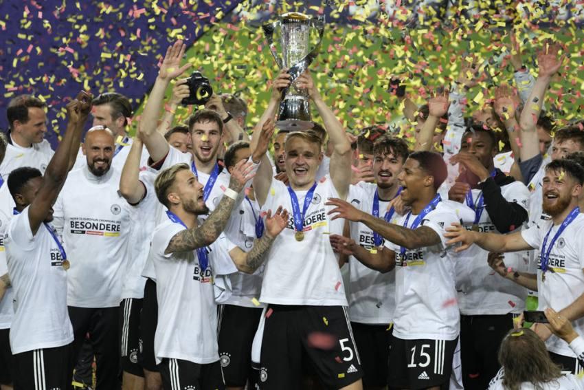 UEFA U21 Euro Final: Germany Beat Portugal To Win Third Title European Under-21 Championship