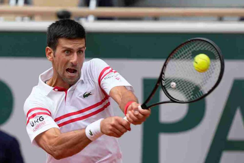 French Open: Novak Djokovic Recovers From Two-set Deficit Against Lorenzo Musetti