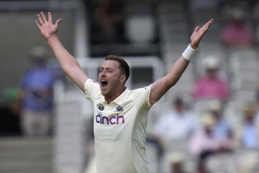 Ollie Robinson Suspended From International Cricket For Racist And Sexist Social Media Posts