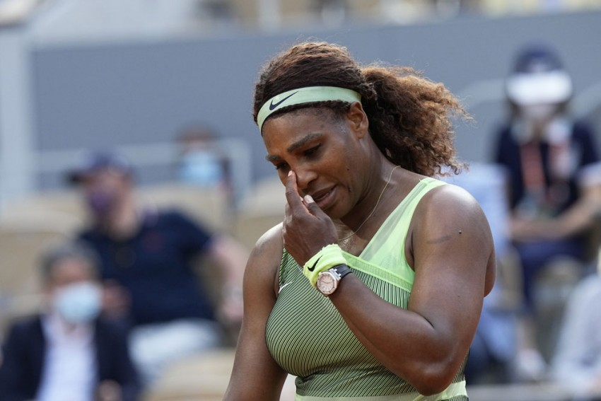 French Open: Serena Williams Looks For Positives After Sock Defeat To Elena Rybakina