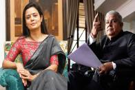 None Of The Appointed OSDs Part Of Close Family: Jagdeep Dhankhar On Mahua Moitra's Nepotism Claim