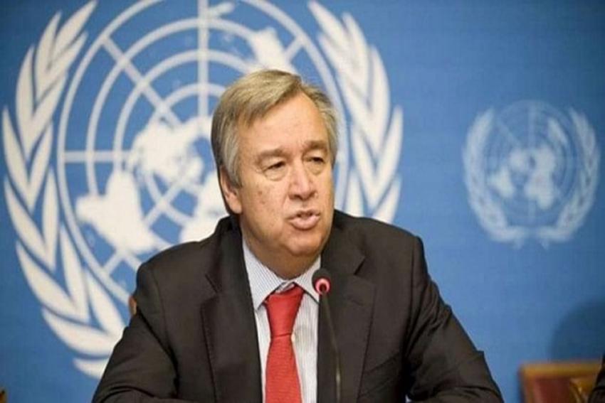 UN Secretary General Antonio Guterres Poised To Serve A Second Term