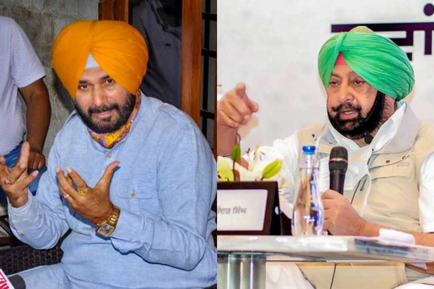 Punjab: Captain Amarinder Digs In, Sidhu Stumped For Now