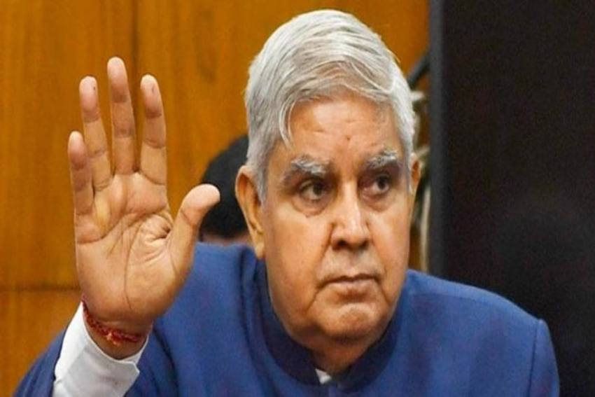 Bengal Governor: State Police Akin To Militia, Administration In Political Captivity