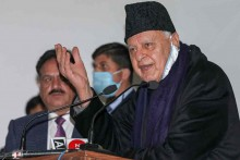 J&K Status: 'Won't Quit Stand, But Open To Negotiations,' Says Farooq Abdullah