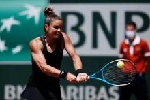 French Open 2021: Maria Sakkari Stops 2020 Champ Iga Swiatek's Streak In Quarterfinals