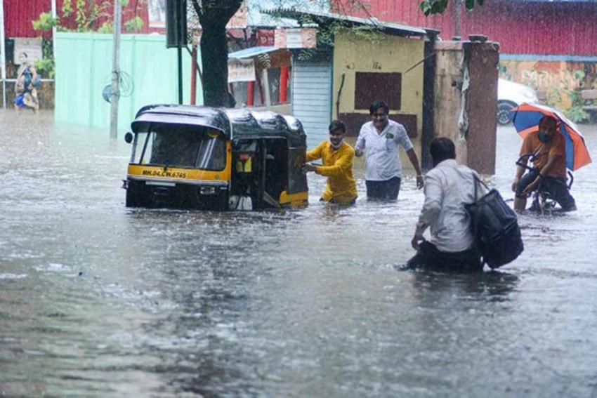 As Incessant Rains Inundate Parts Of Maharashtra, CM Uddhav Thackeray Takes Stock Of Situation