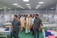 J&K Lt Governor Manoj Sinha Inaugurates 500-Bedded DRDO Hospital In Srinagar