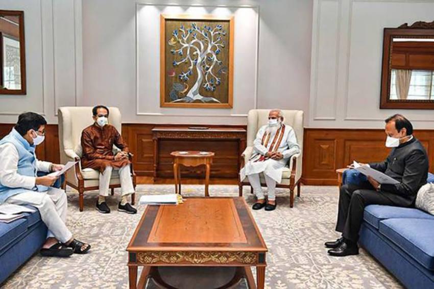 Always Valued Personal Relations Irrespective Of Political Affiliations: Sena On Uddhav-Modi Meet