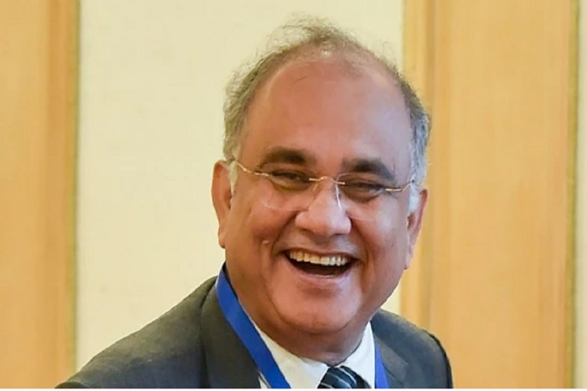 Former UP Chief Secretary Anup Chandra Pandey Appointed As Election Commissioner