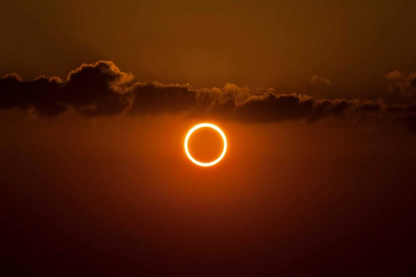'Ring Of Fire' Today: India To Miss Out On Celestial Event