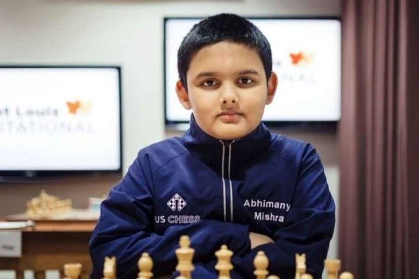 Abhimanyu Mishra, 12, Becomes Youngest Chess Grand Master In History