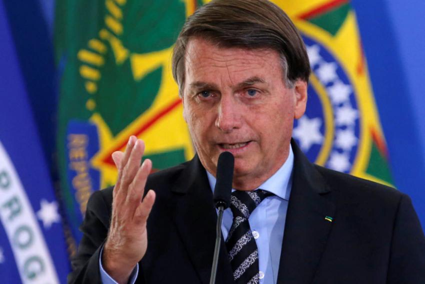 Brazil's Bolsonaro Fires Health Minister Over Vaccine Graft Allegations
