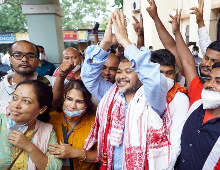 Akhil Gogoi Set Free: NIA Court Clears Him Of All Charges