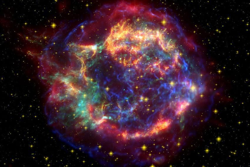 Indian Researchers Spot Superluminous Supernova Shining Bright With Neutron Star's Energy