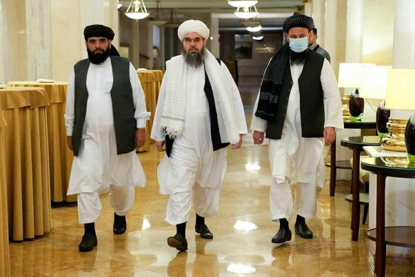 Taliban Seek International Recognition, Say China Has 'Big Role' To Play