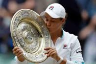 Wimbledon 2021: Ashleigh Barty Beats Karolina Pliskova For Second Grand Slam Title
