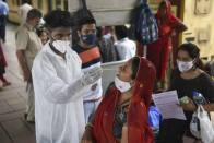 India Logs 42,766 New Covid Infections, 1,206 Fatalities In 24 Hours