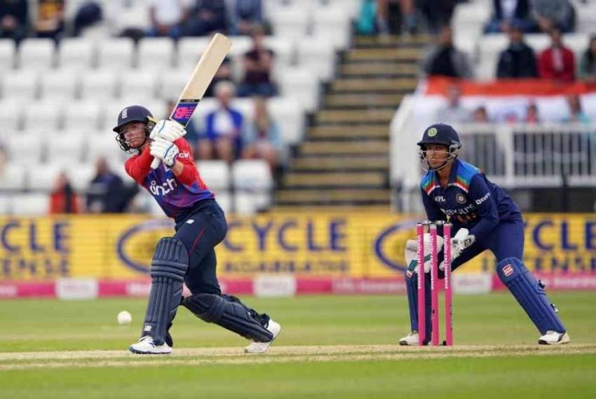 ENG-W vs IND-W: Sensational Nat Sciver Powers England To 18-run Win Over India In Rain-hit T20