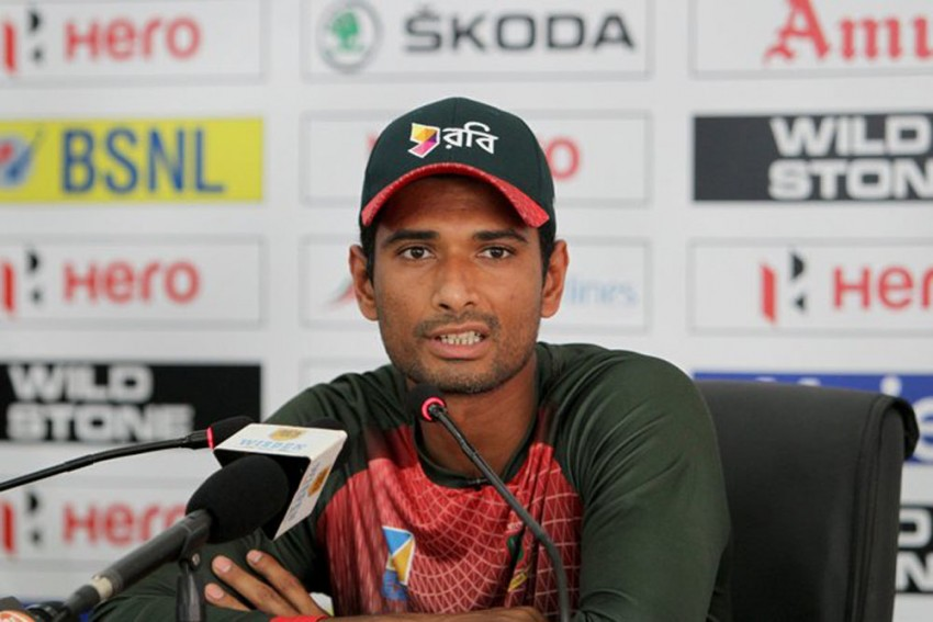ZIM vs BAN: Mahmudullah Takes Sudden Decision To Retire From Test Cricket