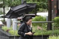 Tropical Storm Elsa Hits New York City, Rail Services Affected