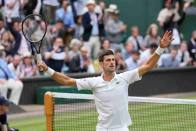 Wimbledon 2021 Final: Novak Djokovic Eyes 20th Slam, Matteo Berrettini His 1st