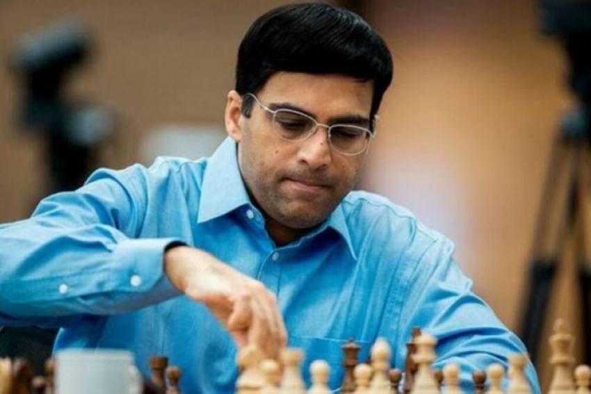 Grandmaster Viswanathan Anand Goes Down To Anish Giri In Croatia Grand Chess Tour