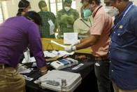 Polling Underway For 476 Block Panchayat Chief Posts In Uttar Pradesh
