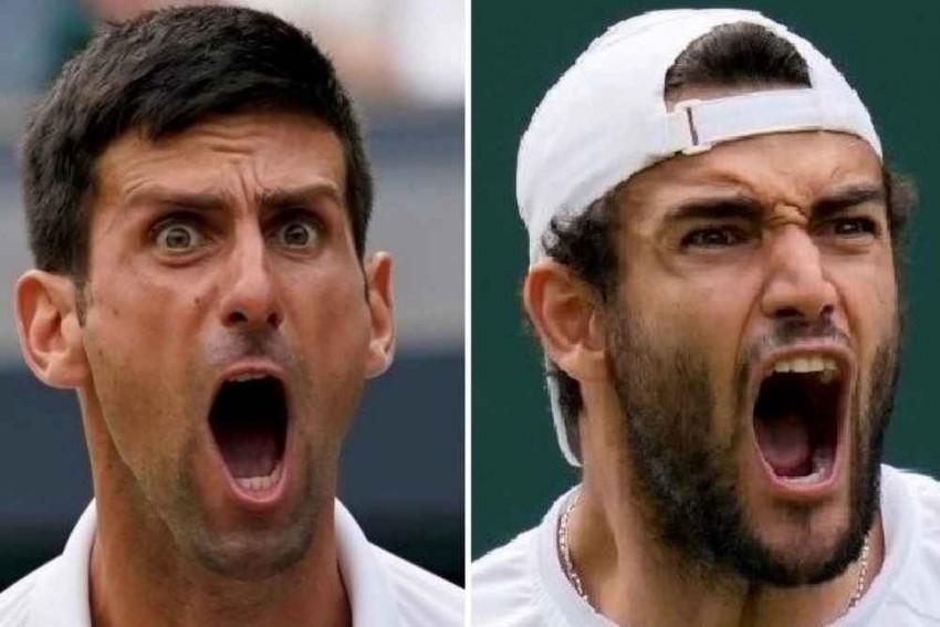 Wimbledon 2021 Final, Live Streaming: When And Where To Watch Novak Djokovic And Matteo Berrettini Title Clash