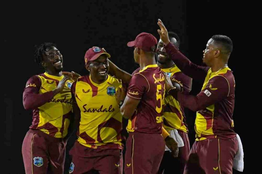 WI vs AUS: Australia Collapse In Run Chase, West Indies Secure 18-run Win