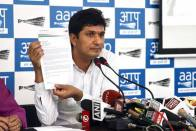 Restore Delhi's Water Supply Or Else Will Cut Delhi BJP Chief's Water Connection: AAP To Haryana Govt