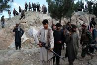 New Phase Of War In Afghanistan As Taliban Targets Provincial Capitals