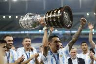 I Kept Banging My Head: Angel Di Maria Recovers From Finals Drama With Copa America Triumph