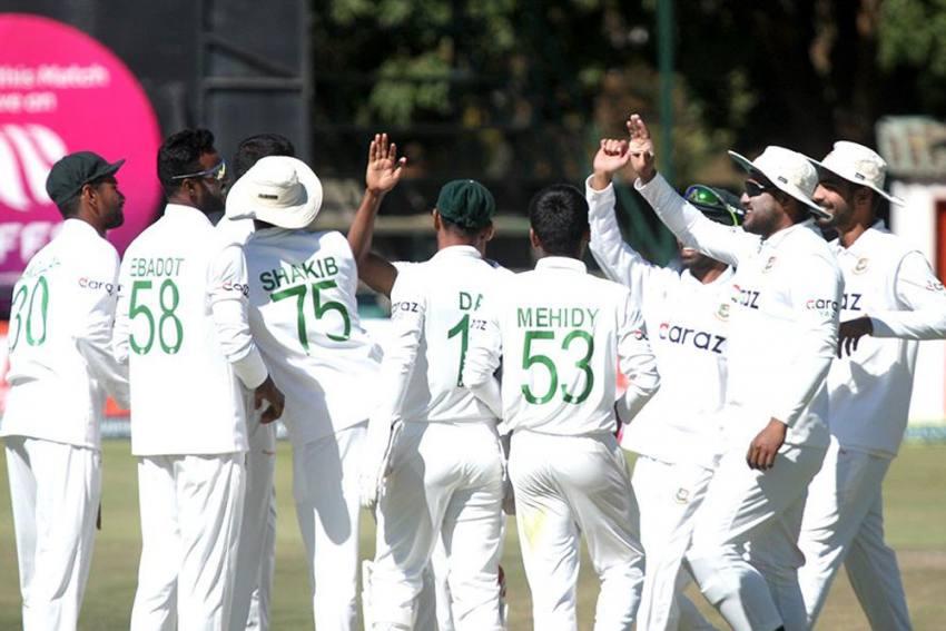 ZIM Vs BAN, One-off Test: Bangladesh Beat Zimbabwe By 220 Runs
