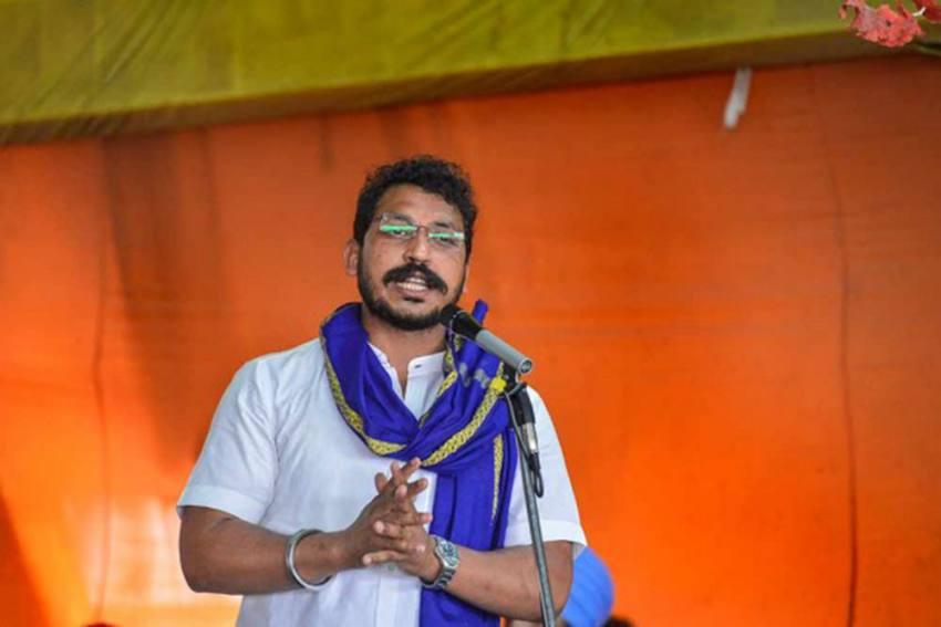 Azad Samaj Party An Alternative To Mayawati-Led BSP: Chandra Shekhar Aazad On UP Polls