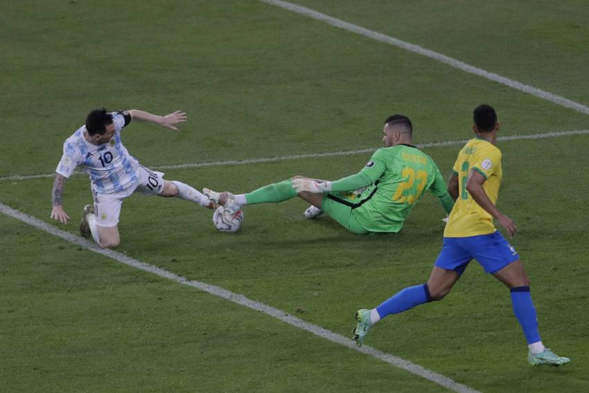 Brazil Have World Cup Hopes Dented After Copa America Loss