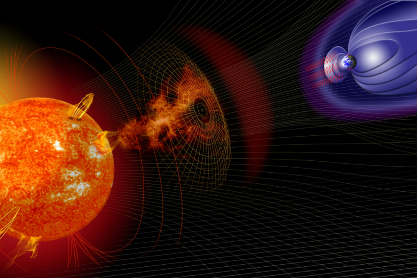Geomagnetic Storm: High Speed Solar Winds May Hit Earth Today