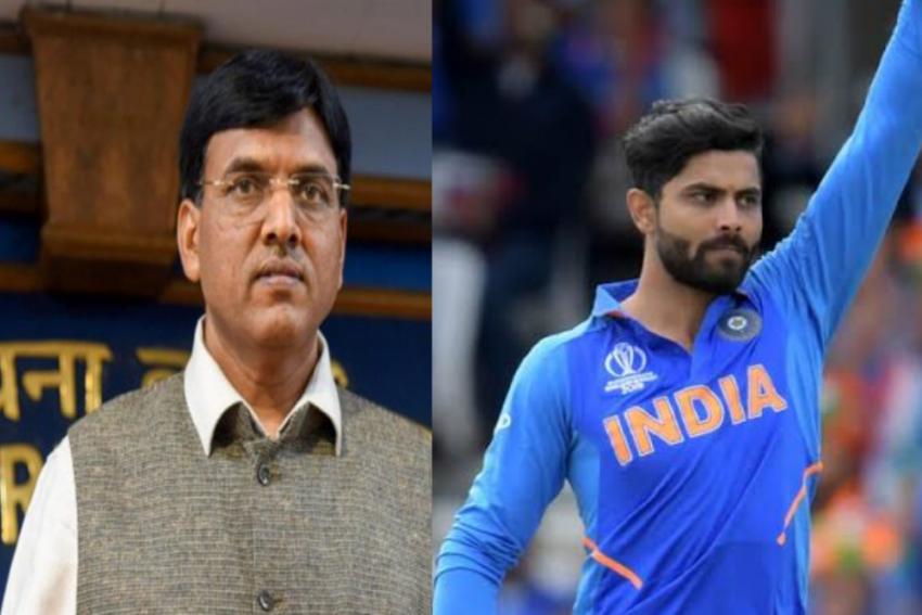 Those Mocking Mansukh Mandaviya, Ravindra Jadeja's English Are Out Of Sync With New India