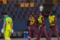 WI Vs AUS, 2nd T20I: West Indies Destroy Australia, Take 2-0 Lead