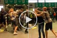 Euro 2020, Final: English Fans Fight During UEFA European Championship Final At Wembley - Watch Viral Video