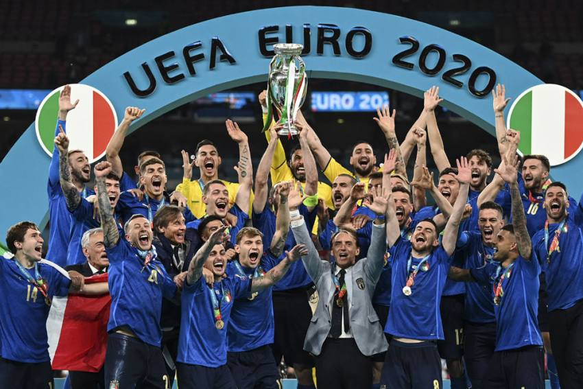 Euro 2020, Final: Italy Complete Redemption, Beat England 3-2 On Penalties To Win European Title