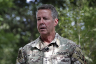 Top US Commander In Afghanistan Hands Over Charge Amid Taliban Resurgence