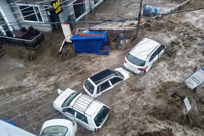 Dharamshala Flash Floods: Himachal Issues Tourist Advisory Amid Rescue Operations