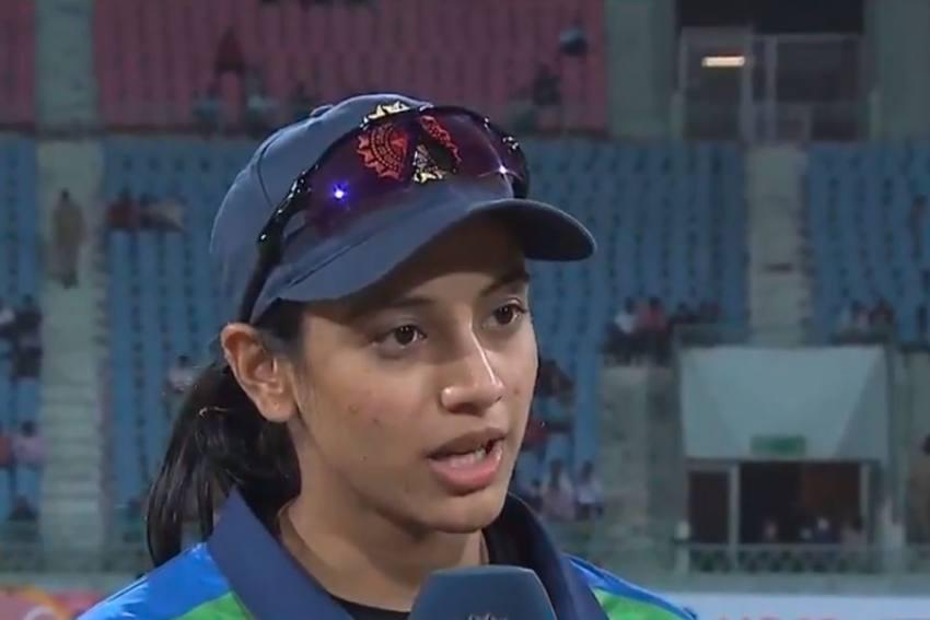 India Women Need To Regularly Score 250-plus Scores Before World Cup: Smriti Mandhana