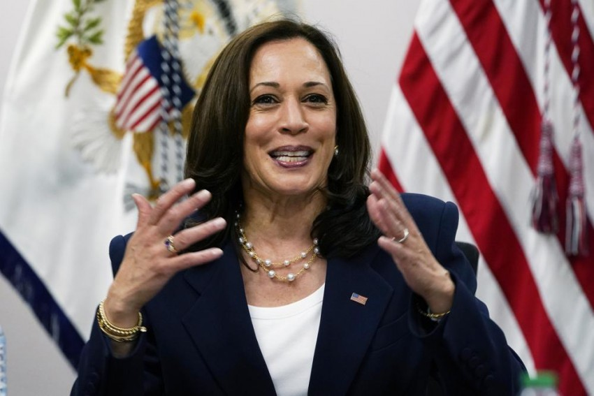 Book On The Rise Of India-Americans Inspired Kamala Harris