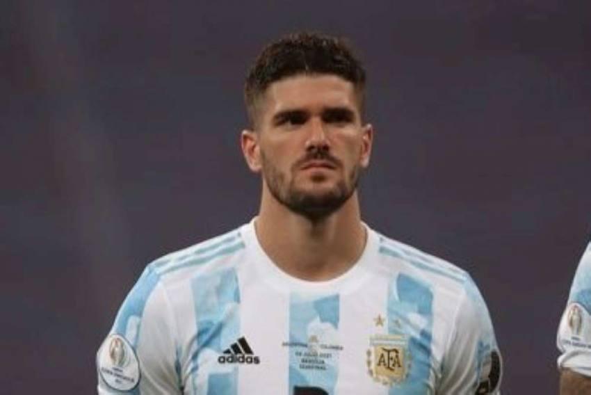 La Liga: Atletico Madrid Sign Argentina Midfielder Rodrigo De Paul From Udinese