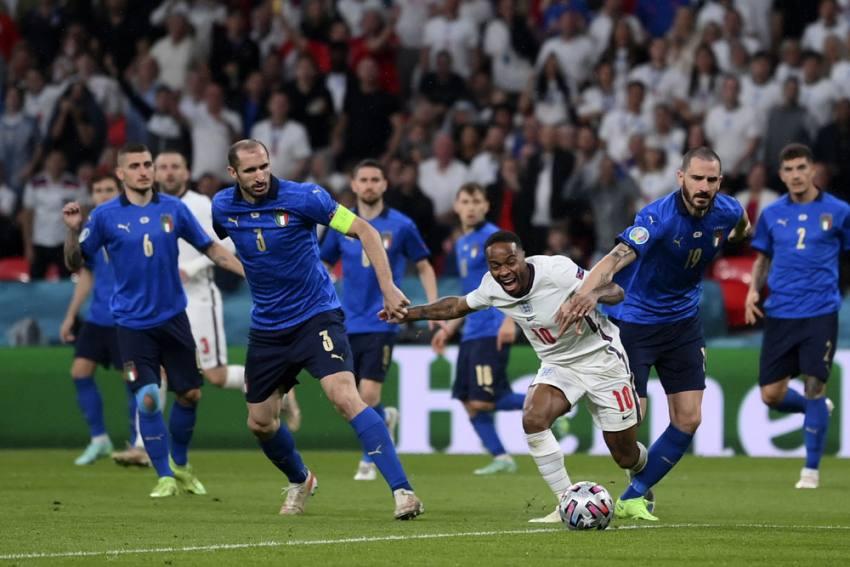 Euro 2020: Five Italians, No Cristiano Ronaldo In Team Of The Tournament