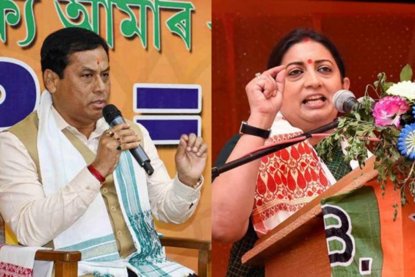 Cabinet Committee Rejig: Sarbananda Sonowal, Smriti Irani Part Of Political Affairs Panel