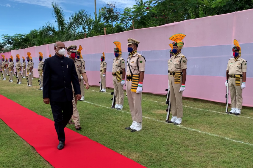 Tripura On Road To Development, Says Outgoing Governor Ramesh Bais