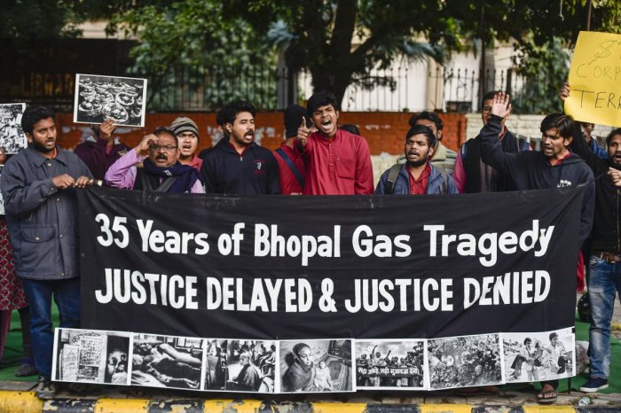 MP Cabinet Rolls Out Rs 1,000 Additional Pension For Widows Of Bhopal Gas Leak Victims